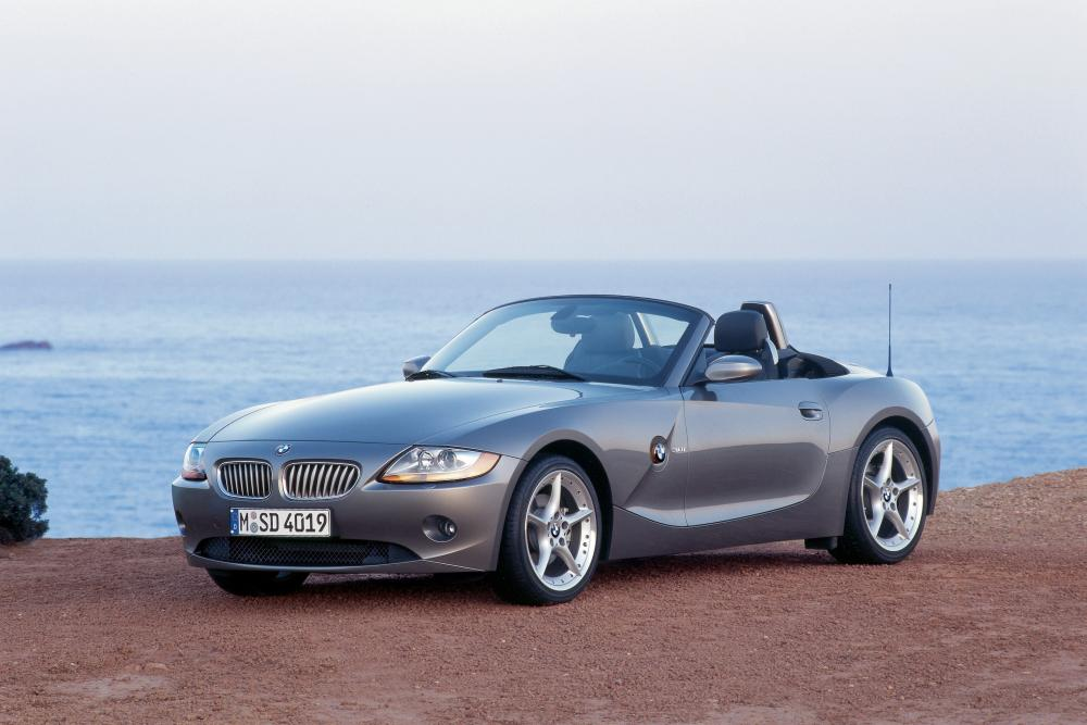 BMW Z4 1 поколение E85 (2002-2005) Родстер