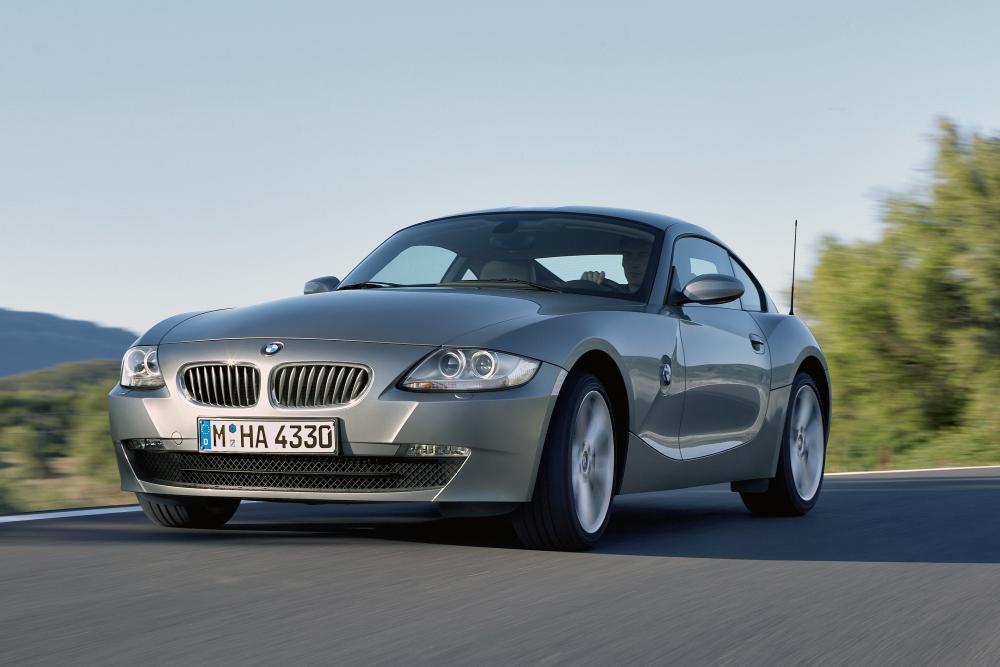 BMW Z4 1 поколение E86 [рестайлинг] (2006-2008) Купе