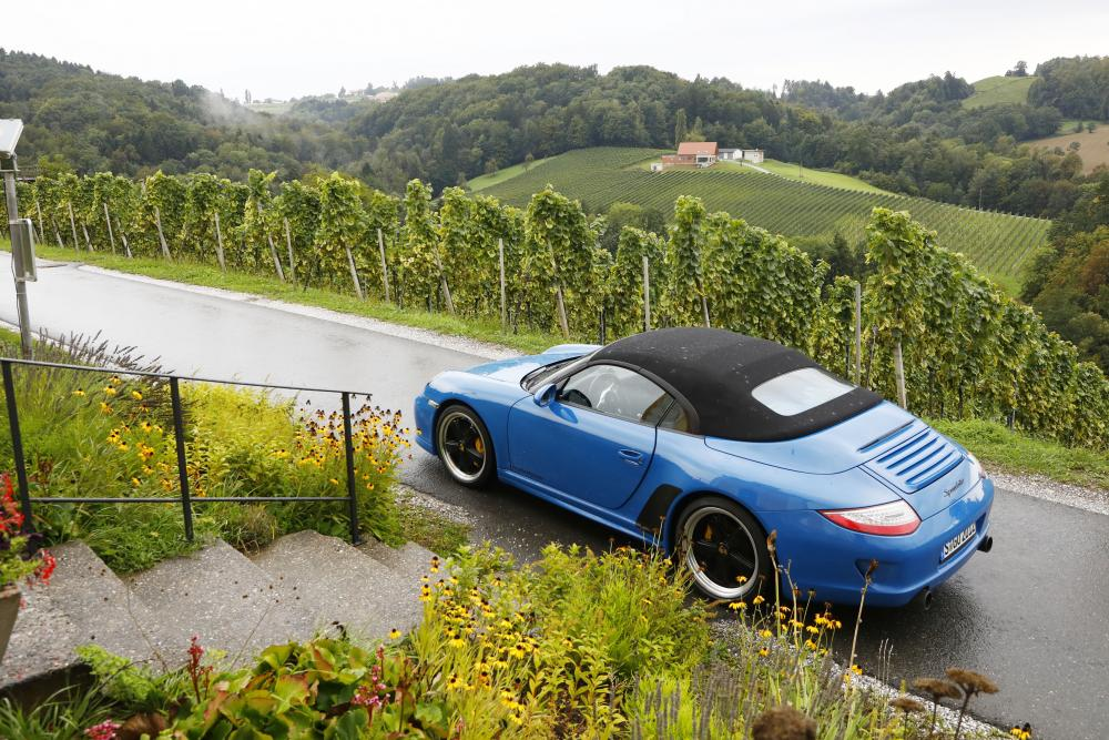 Porsche 911 6 поколение 997 [рестайлинг] (2011-2012) Speedster кабриолет 2-дв.