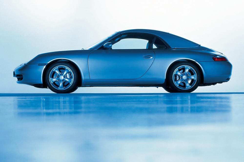Porsche 911 5 поколение 996 (1998-2002) Carrera кабриолет