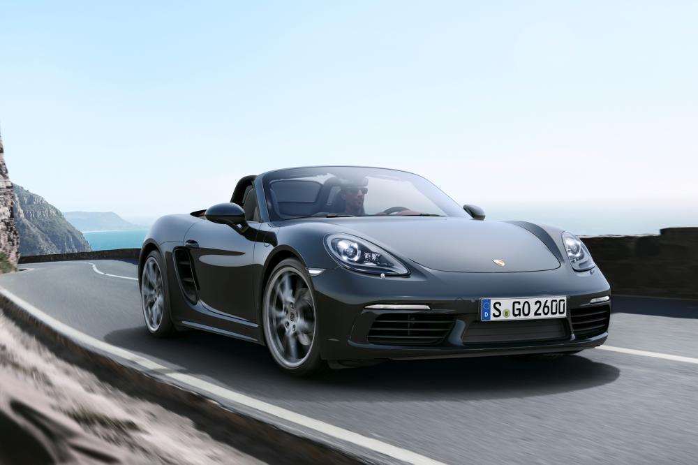 Porsche Boxster 982 Родстер
