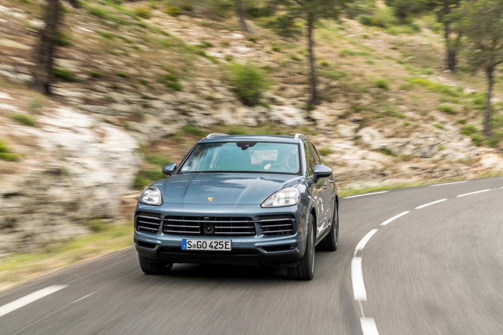 Porsche Cayenne 3 поколение