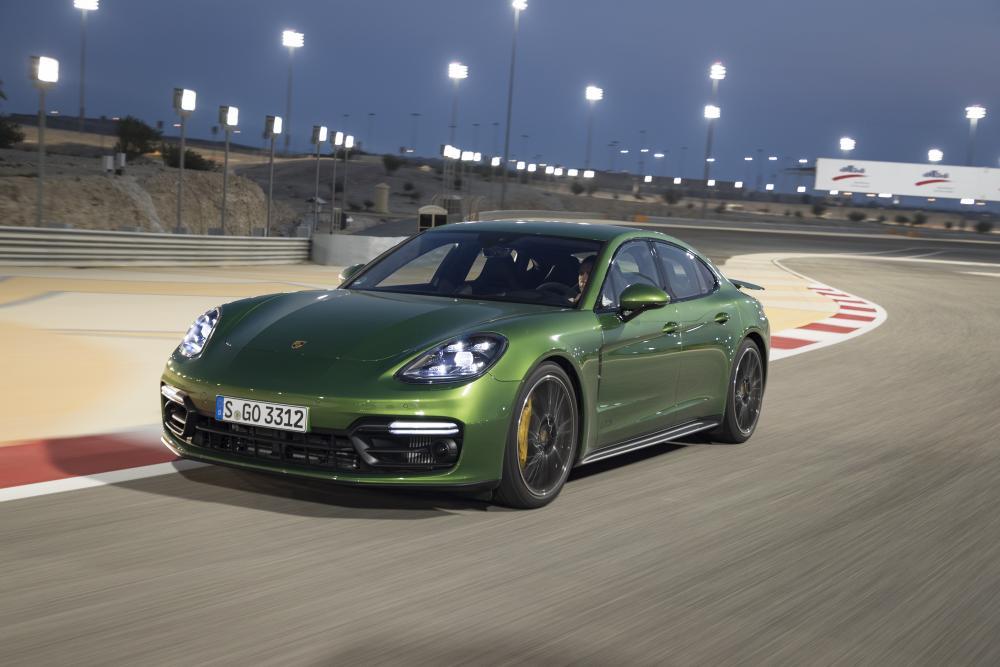 Porsche Panamera 971 Лифтбэк