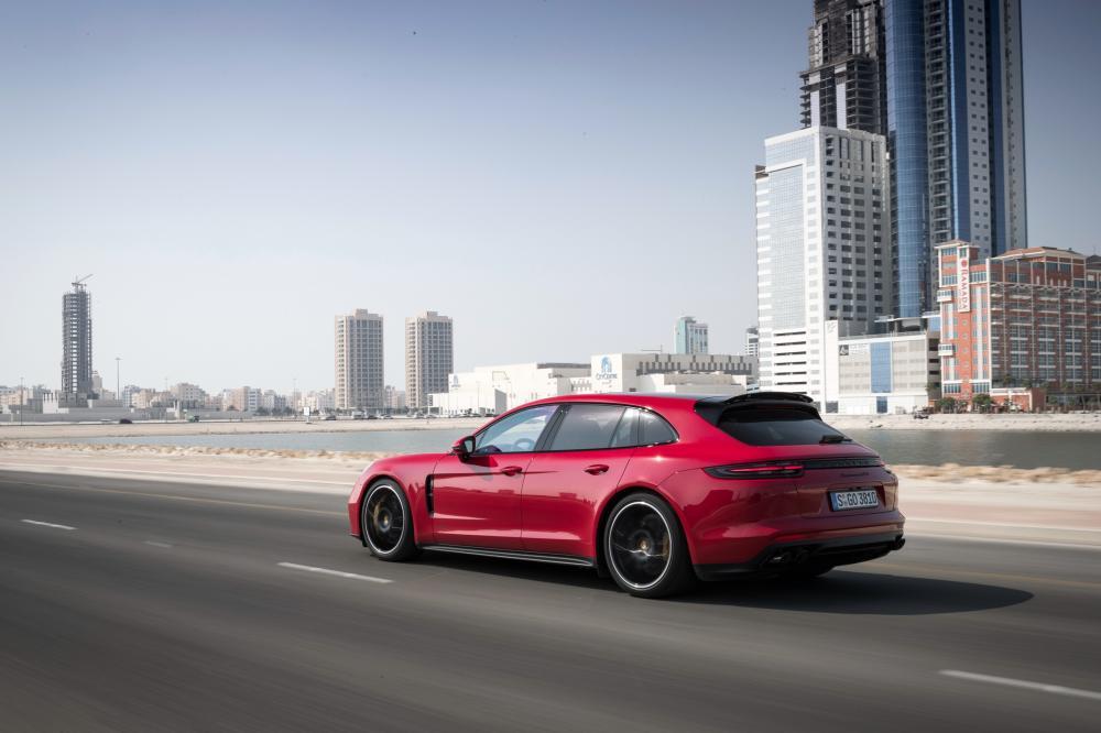 Porsche Panamera 971 Sport Turismo универсал