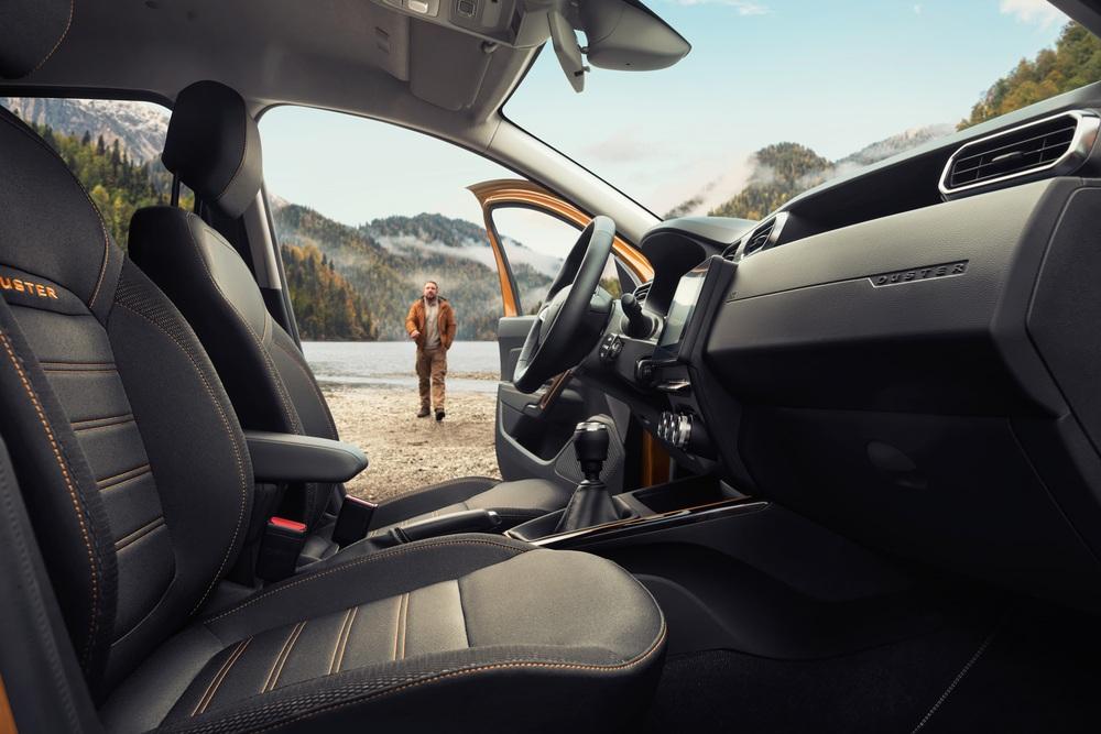 Renault Duster 2 поколение (2020) Кроссовер интерьер