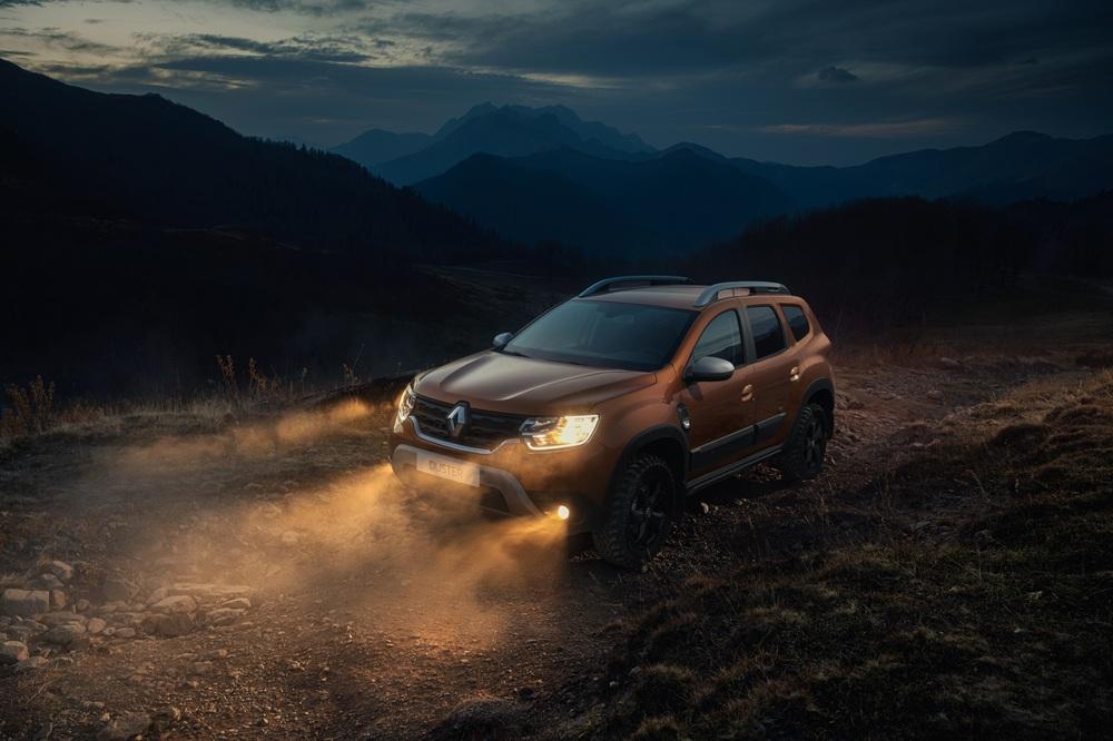 Renault Duster 2 поколение (2020) Кроссовер