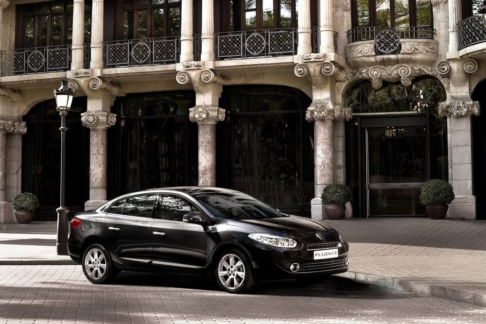 Renault Fluence 1 поколение (2009-2013) Седан