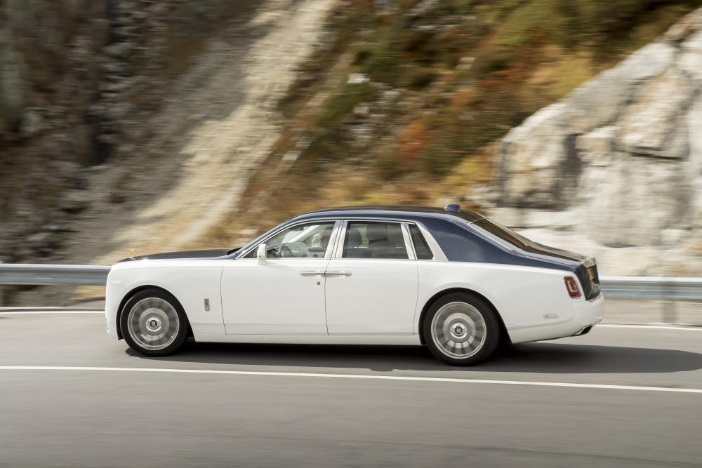 Rolls-Royce Phantom 8 поколение