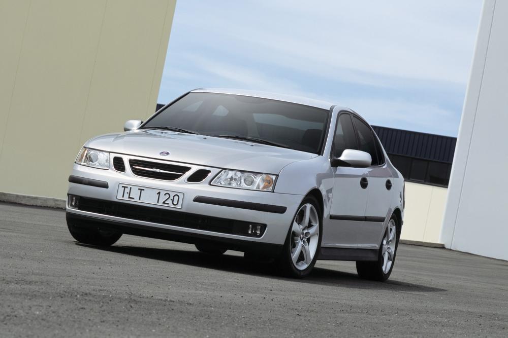 Saab 9-3 2 поколение Седан