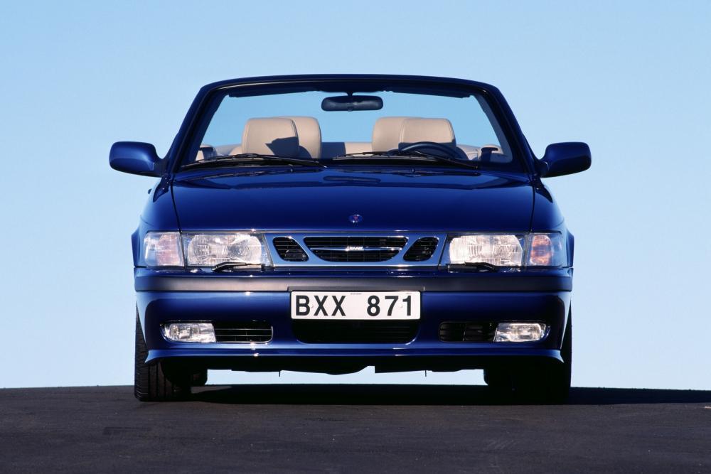 Saab 9-3 1 поколение кабриолет