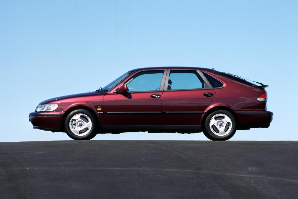 Saab 9-3 1 поколение Хетчбэк