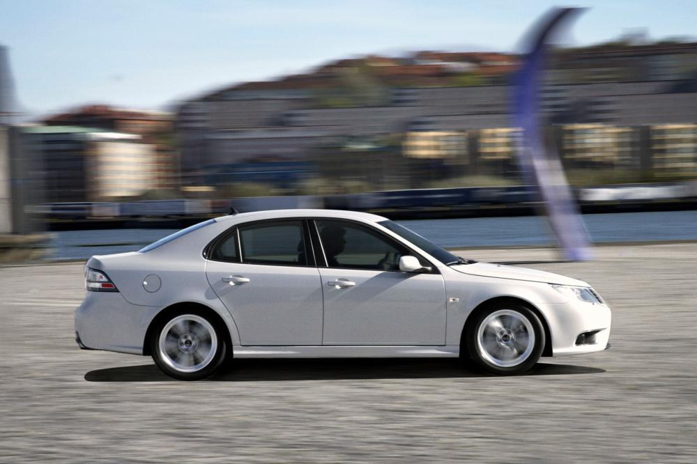 Saab 9-3 2 поколение рестайлинг Sport седан