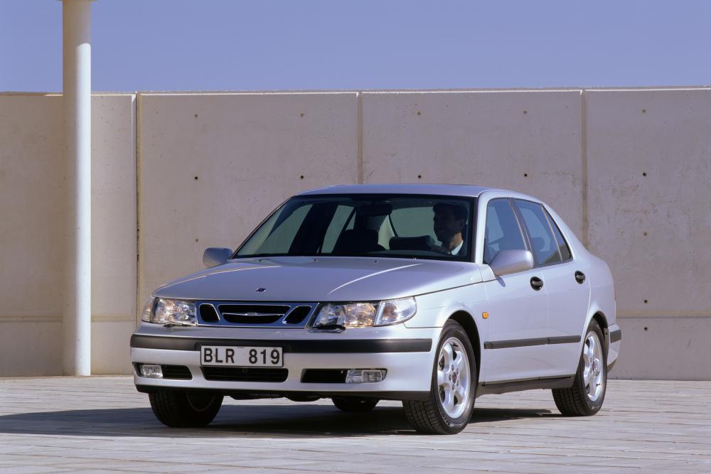 Saab 9-5 1 поколение Седан
