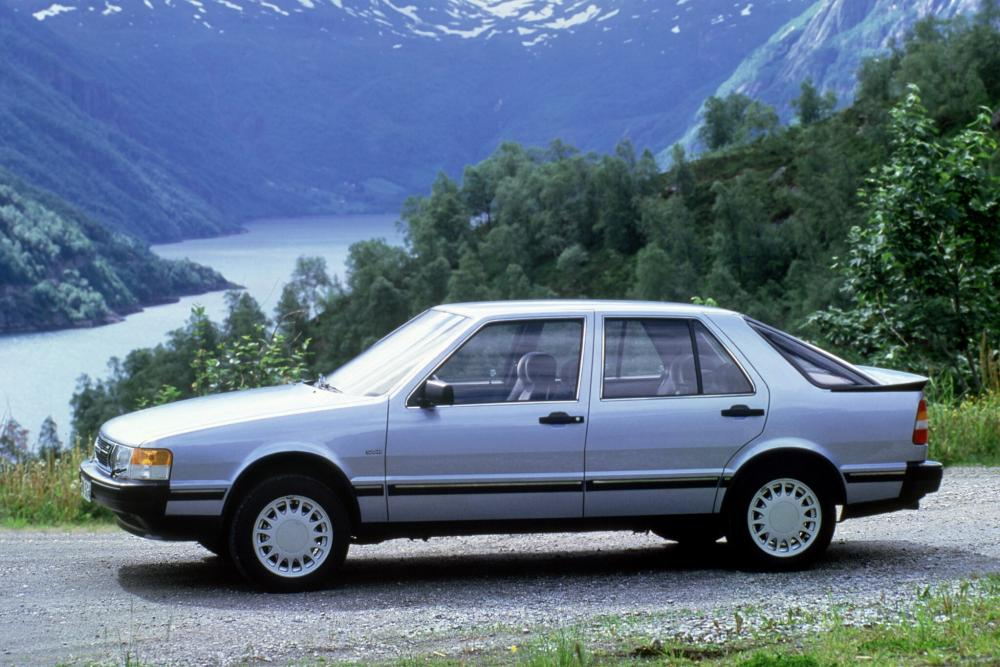 Saab 9000 1 поколение хетчбэк