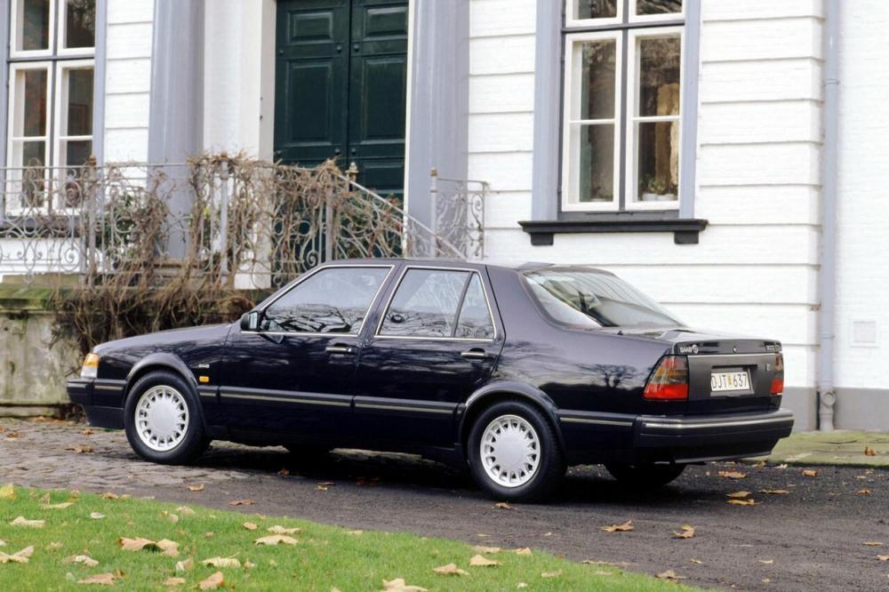 Saab 9000 1 поколение седан