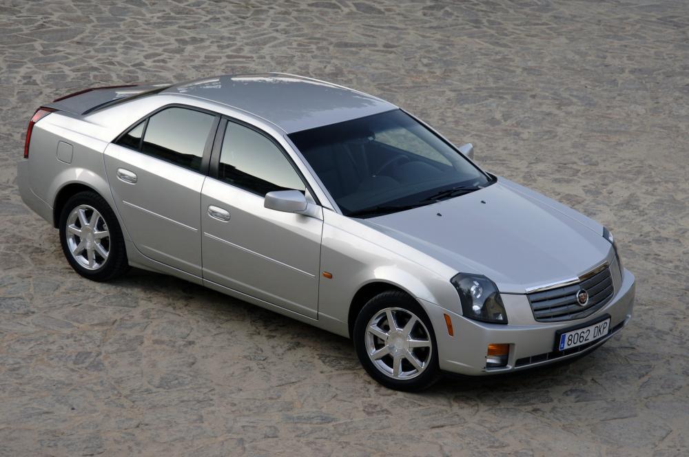 Cadillac CTS 1 поколение Седан