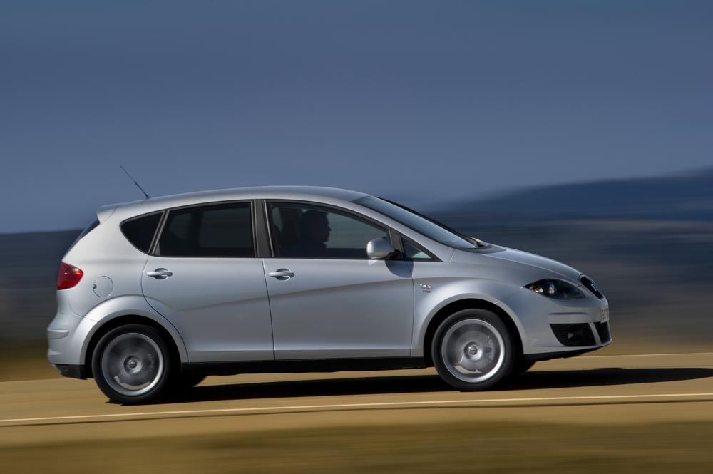 SEAT Altea 1 поколение [рестайлинг] (2009-2015) Минивэн 5-дв.