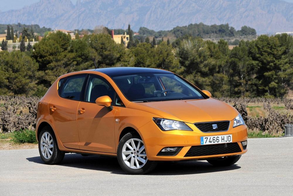 SEAT Ibiza 4 поколение рестайлинг Хетчбэк 5-дв.