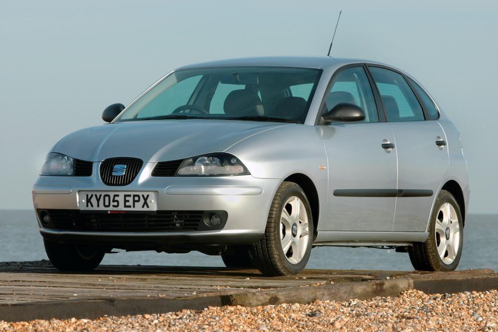SEAT Ibiza 3 поколение Хетчбэк 5-дв.
