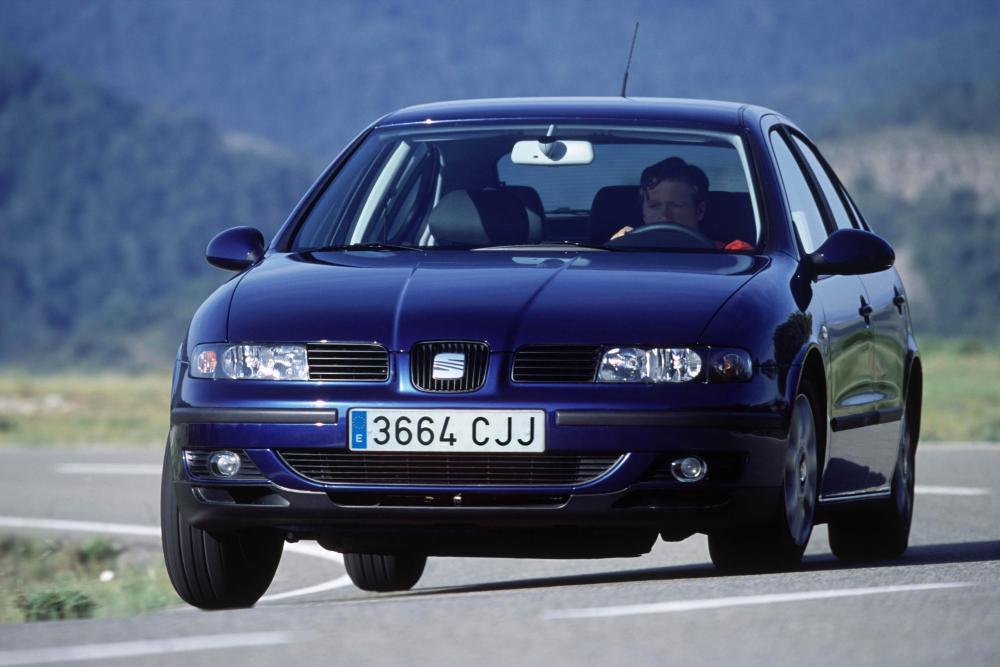 SEAT Leon 1 поколение Хетчбэк