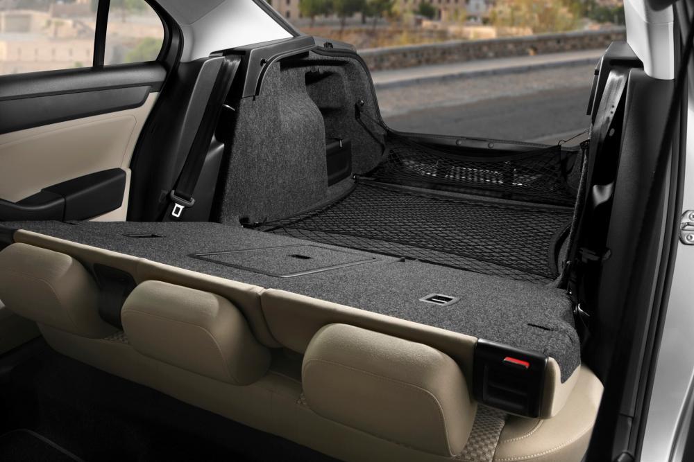 SEAT Toledo 4 поколение (2012-2018) Лифтбэк багажник