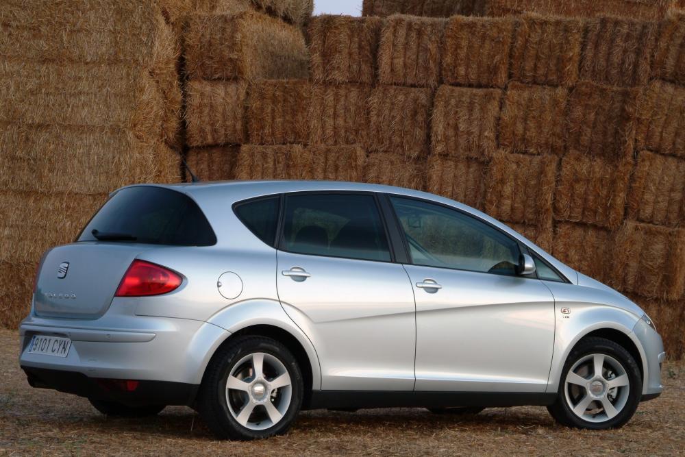 SEAT Toledo 3 поколение (2004-2010) Хетчбэк