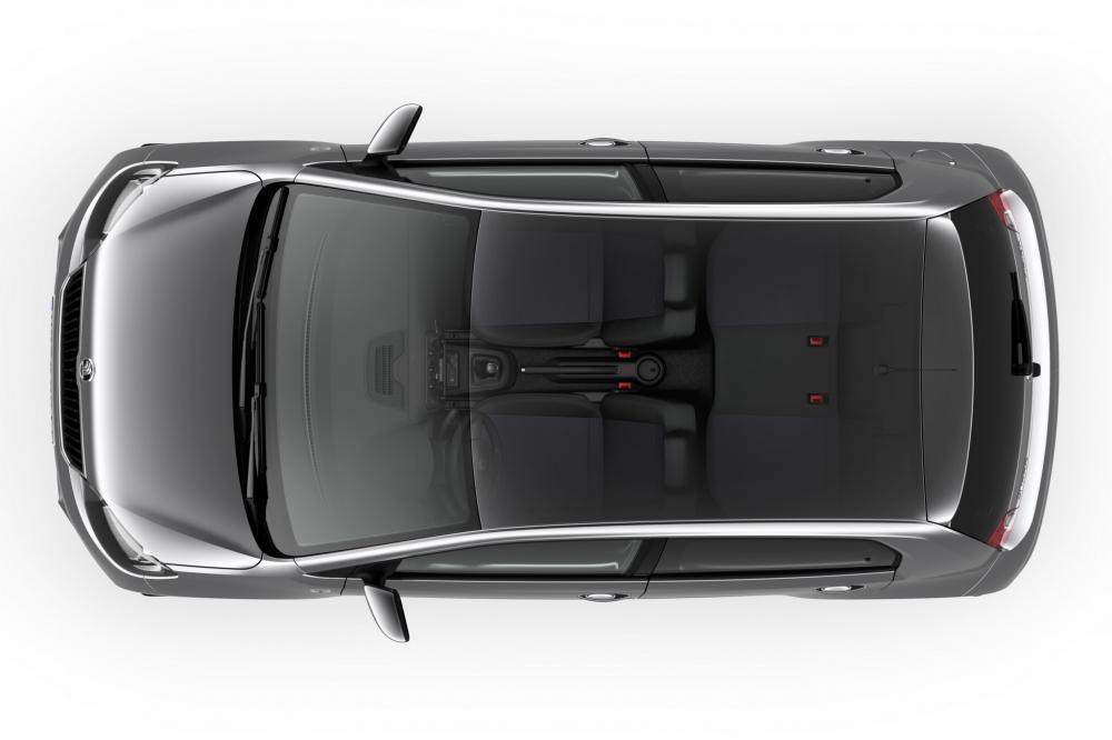 Skoda Citigo 1 поколение (2012-2017) Хетчбэк 5-дв.
