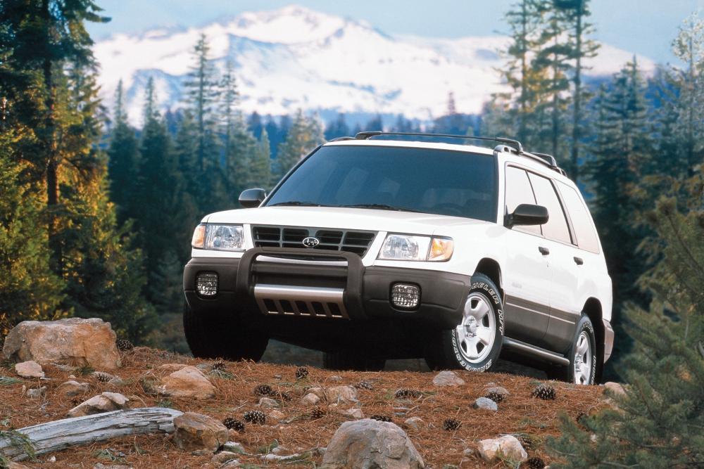 Subaru Forester 1 поколение