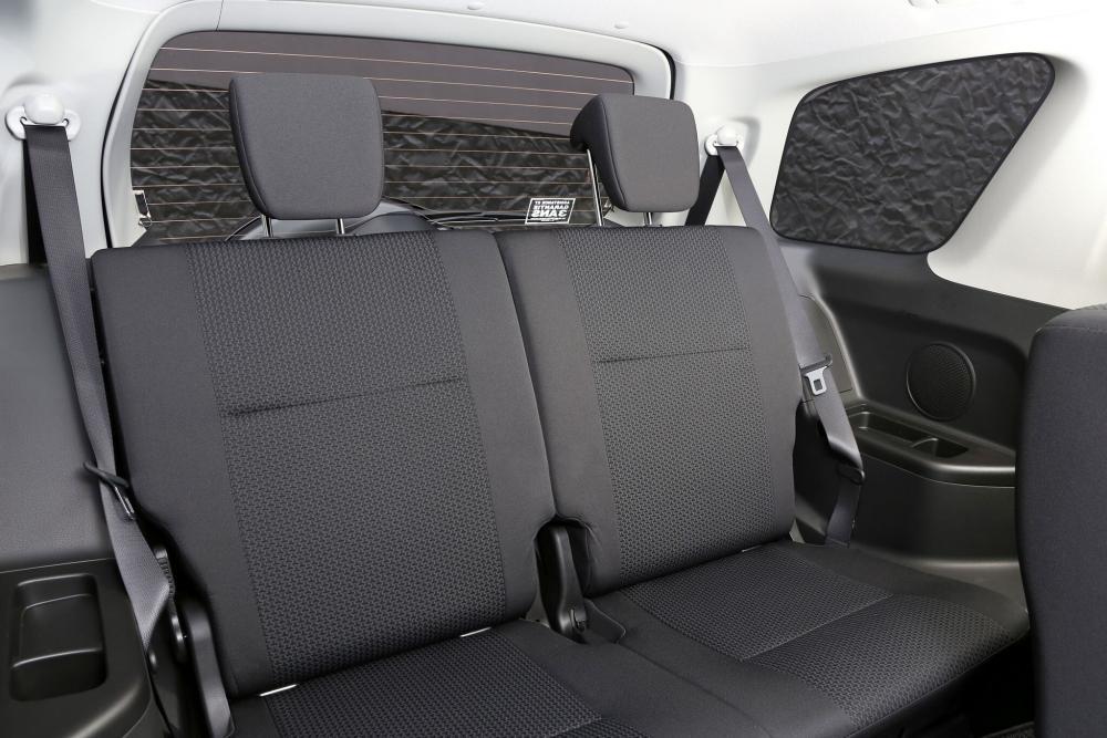 Suzuki Grand Vitara 2 поколение [2-й рестайлинг] (2012-2014) Кроссовер 3-дв. интерьер