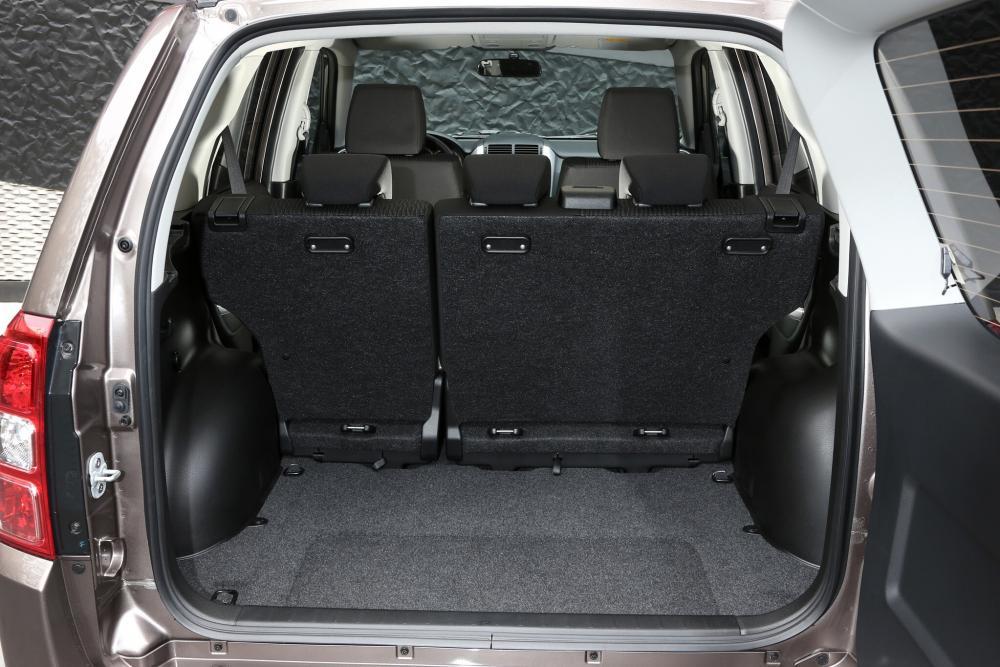 Suzuki Grand Vitara 2 поколение [2-й рестайлинг] (2012-2014) Кроссовер 5-дв. багажник