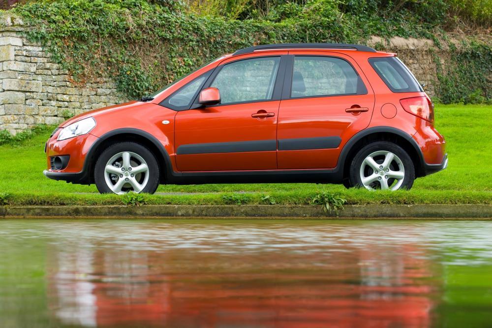 Suzuki SX4 1 поколение Хетчбэк