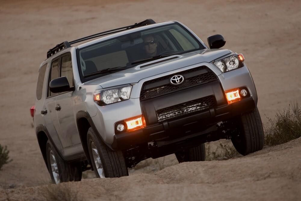 Toyota 4Runner 5 поколение (2009-2013) Внедорожник