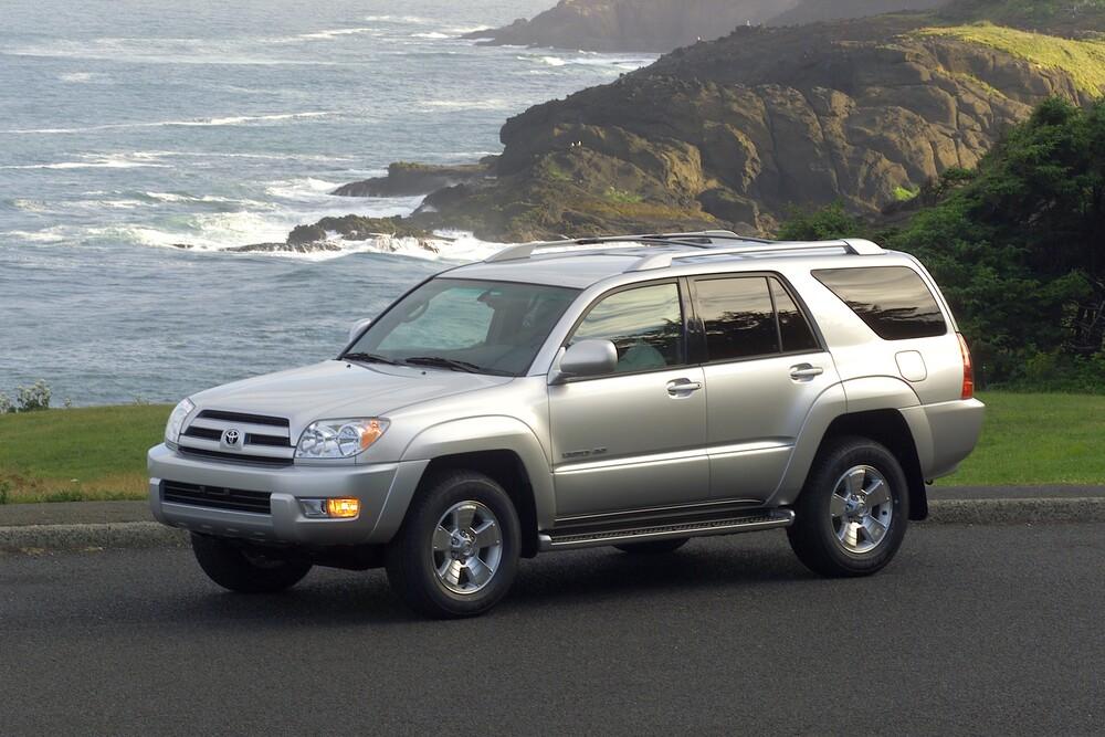 Toyota 4Runner 4 поколение (2002-2005) Внедорожник