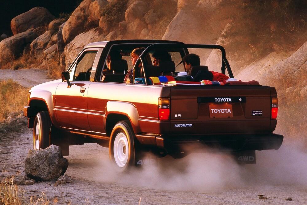 Toyota 4Runner 1 поколение (1984-1987) Пикап