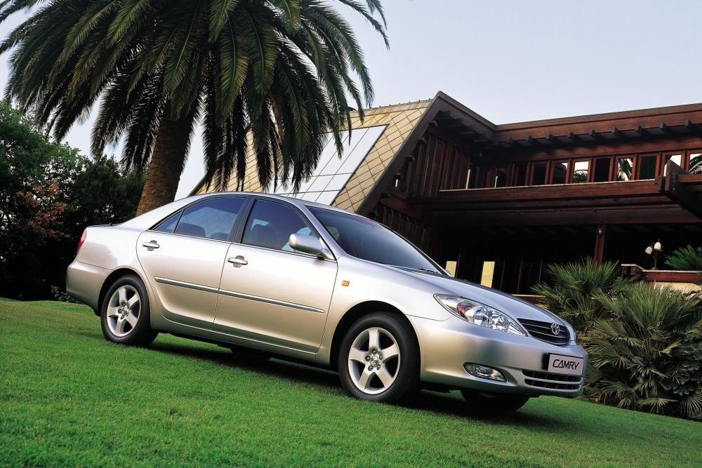 Toyota Camry 5 поколение XV30 (2001-2006)