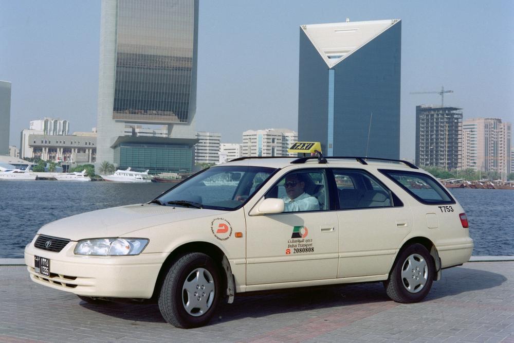 Toyota Camry 4 поколение XV20 (1996-2000) Универсал