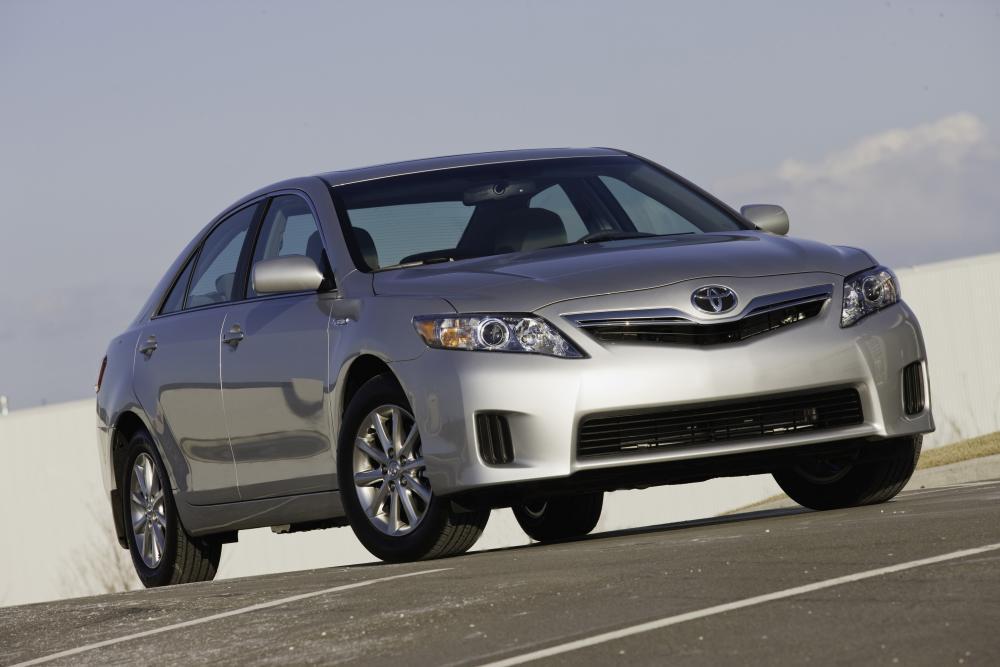 Toyota Camry 6 поколение XV40 [рестайлинг] (2009-2011) Hybrid седан 4-дв.
