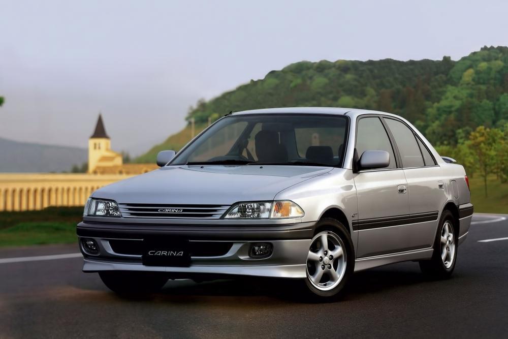 Toyota Carina 7 поколение T210 (1996-1998) Седан