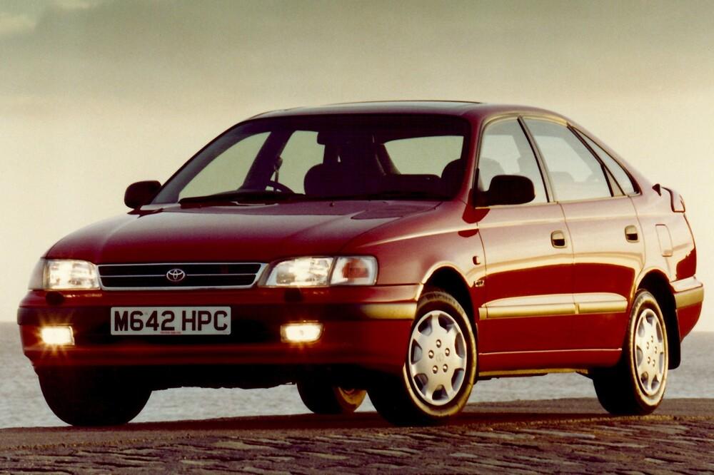 Toyota Carina T190 (1992-1998) E лифтбэк