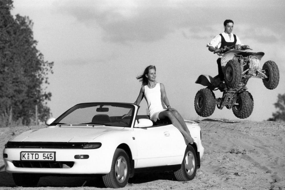 Toyota Celica 5 поколение (1989-1993) Кабриолет