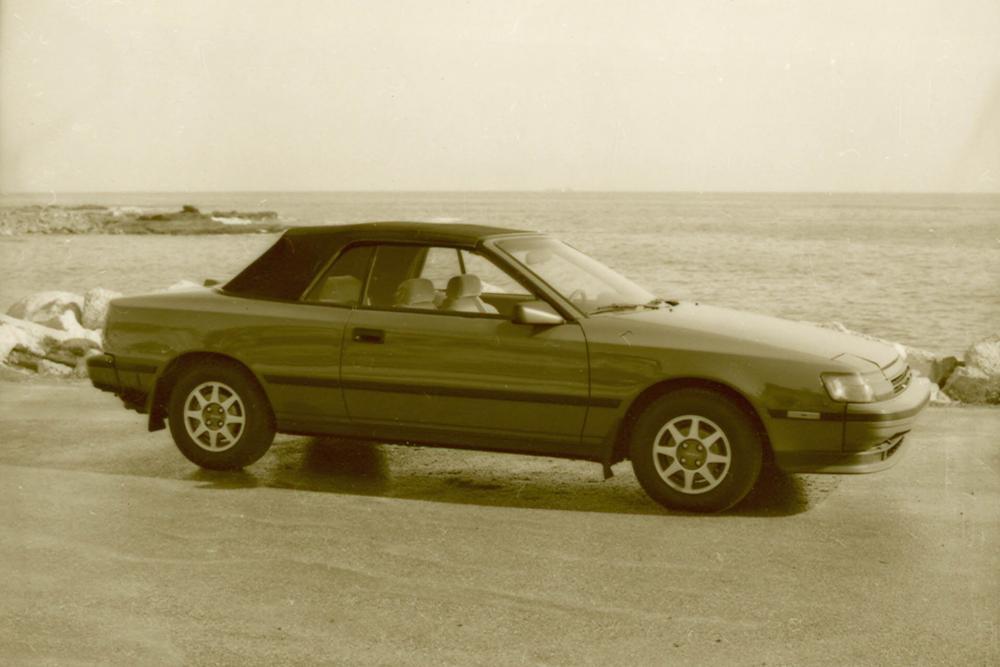 Toyota Celica 4 поколение (1985-1989) Кабриолет
