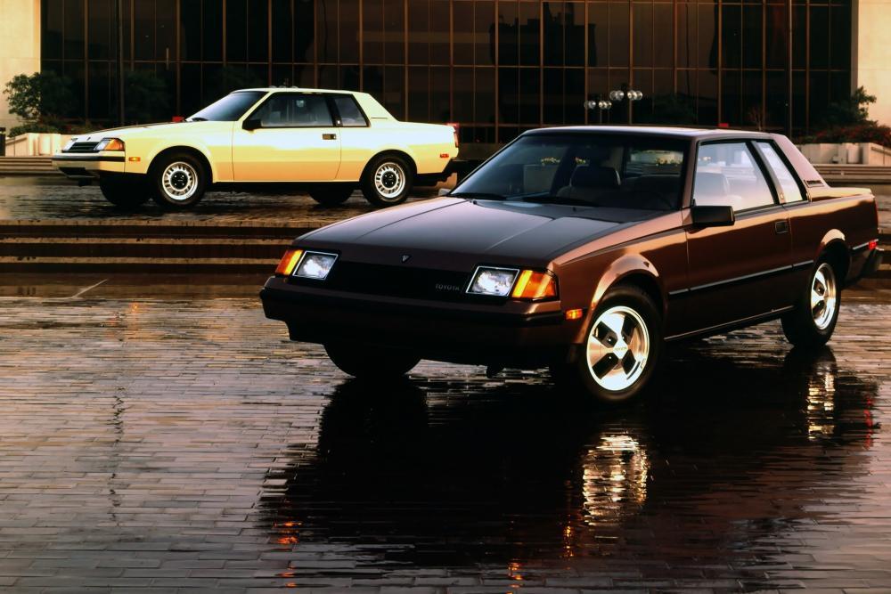 Toyota Celica 3 поколение (1981-1985) Купе