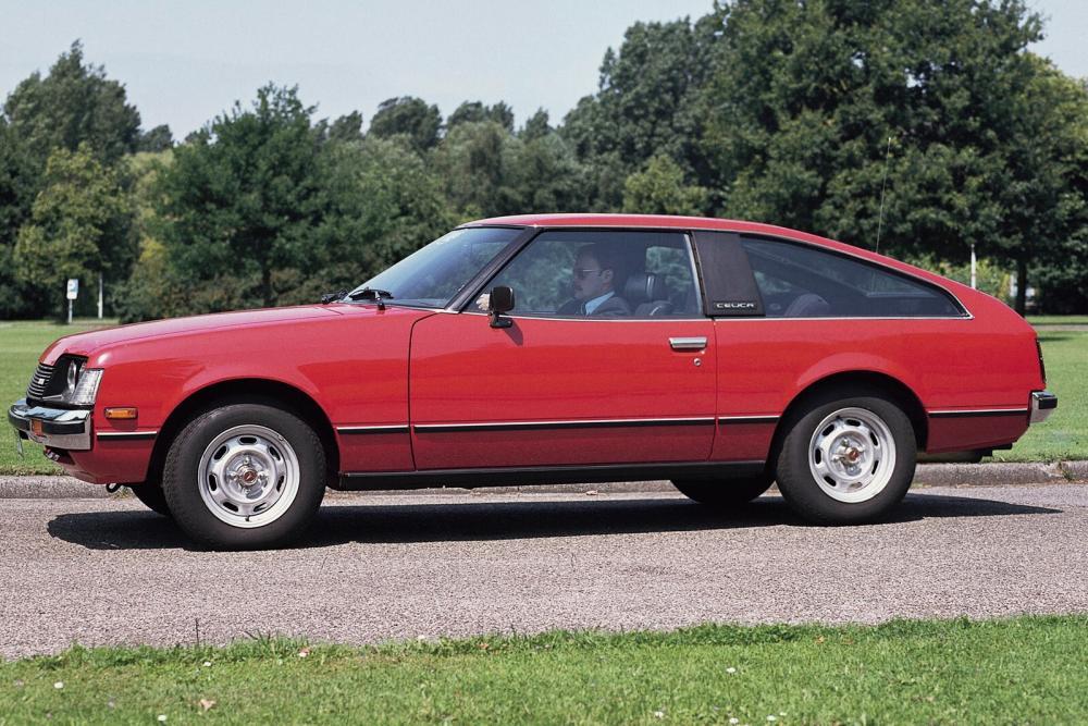 Toyota Celica 2 поколение (1977-1979) Лифтбэк