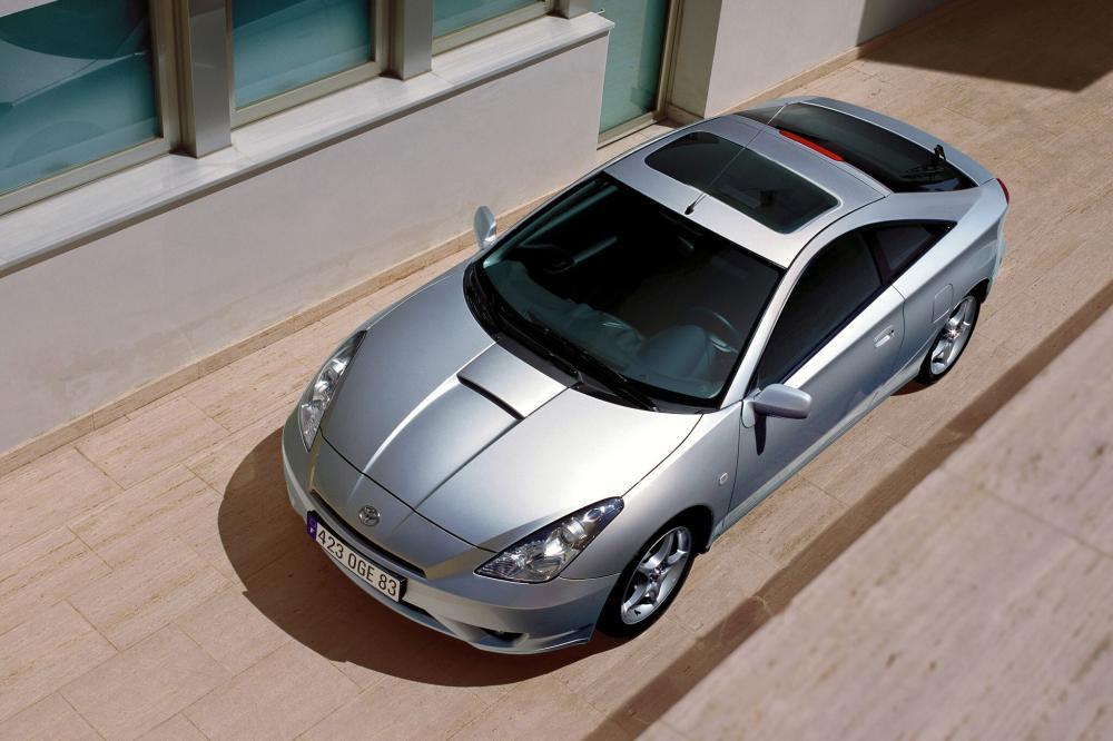 Toyota Celica 7 поколение [рестайлинг] (2002-2006) Купе