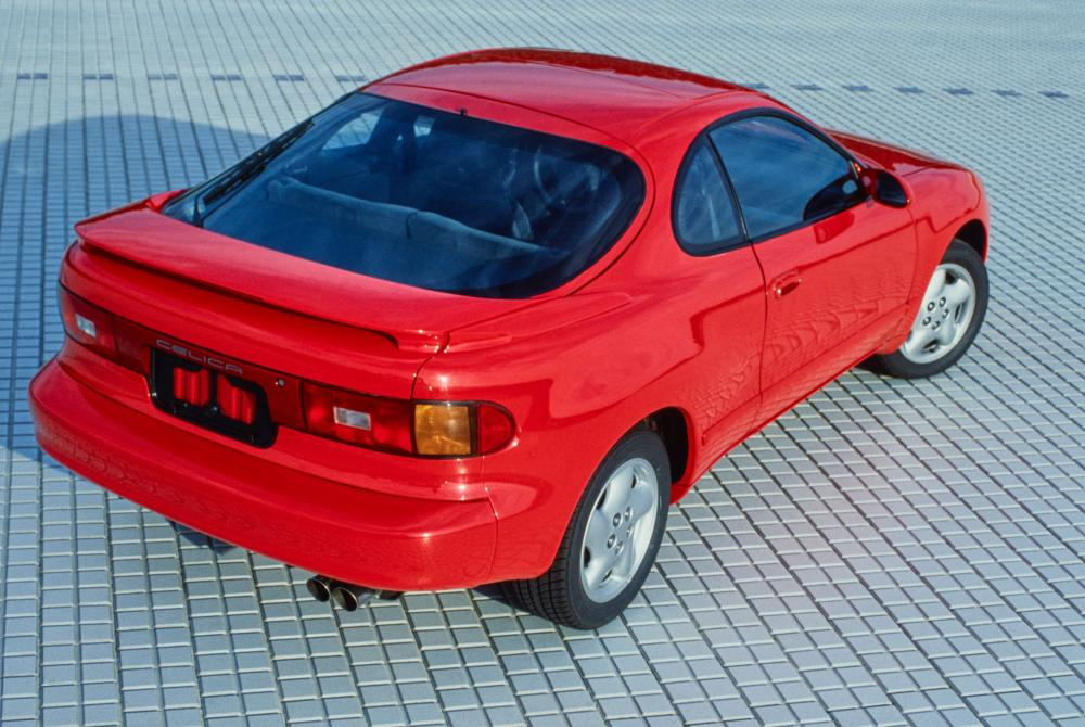 Toyota Celica 5 поколение (1989-1993) Лифтбэк
