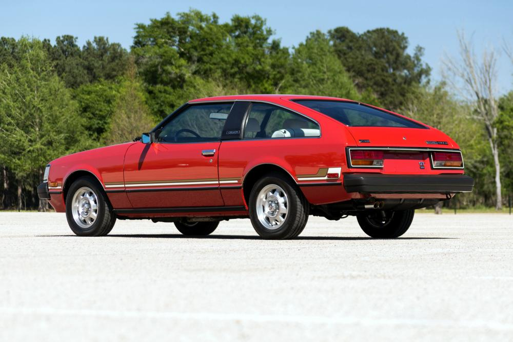 Toyota Celica 2 поколение [рестайлинг] (1979-1981) Лифтбэк