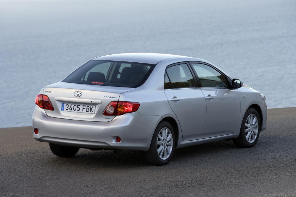 Toyota Corolla 10 поколение E140/150 (2006-2010) Седан 4-дв.