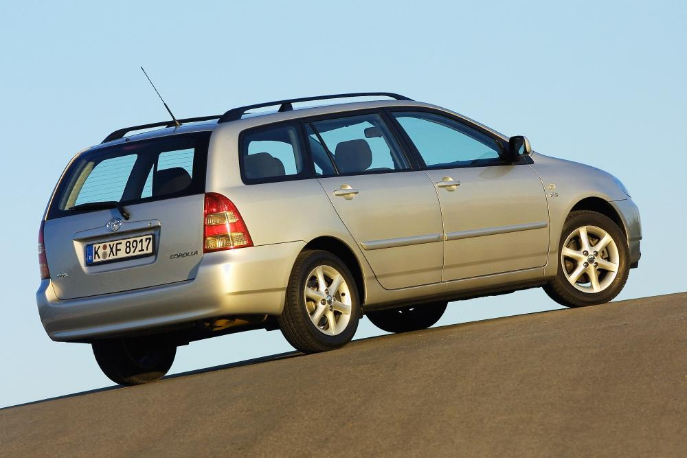 Toyota Corolla 9 поколение E120 (2001-2004) Универсал 5-дв.
