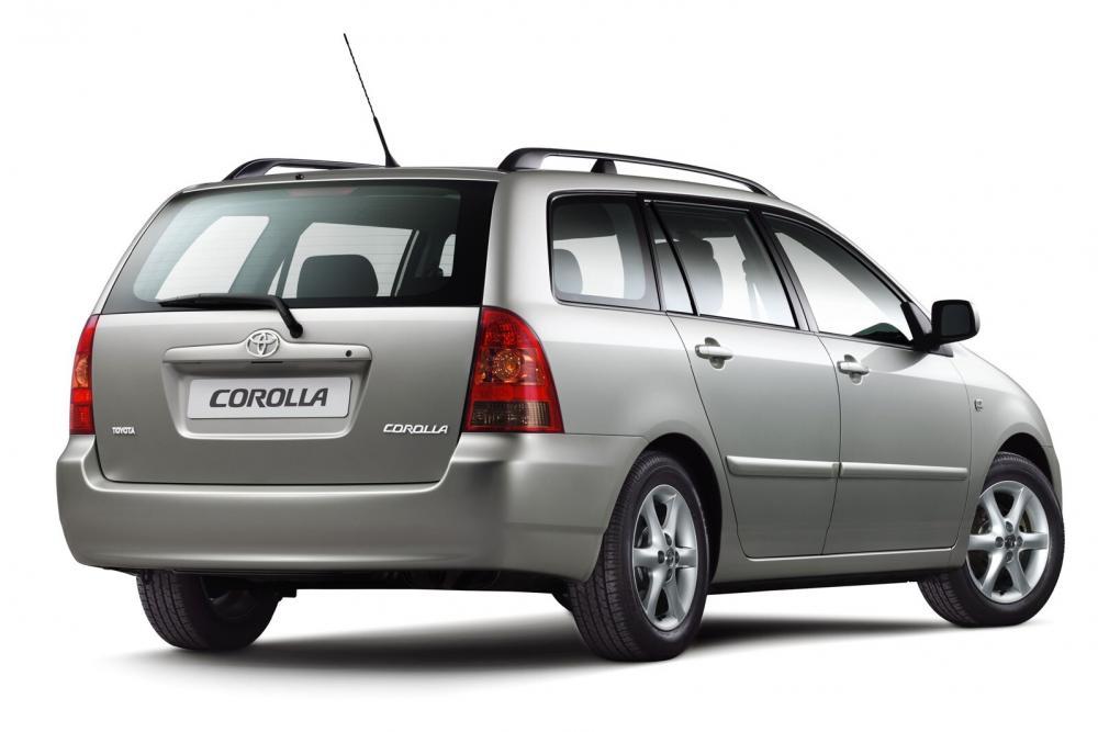 Toyota Corolla 9 поколение E130 [рестайлинг] (2004-2007) Универсал 5-дв.