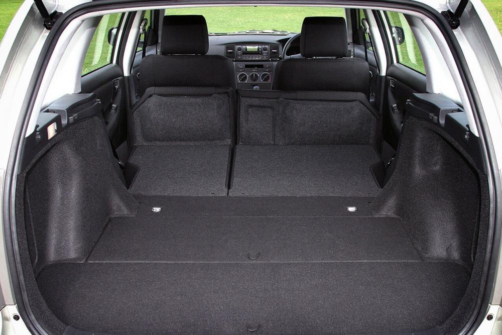 Toyota Corolla 9 поколение E130 [рестайлинг] (2004-2007) Универсал 5-дв. багажник